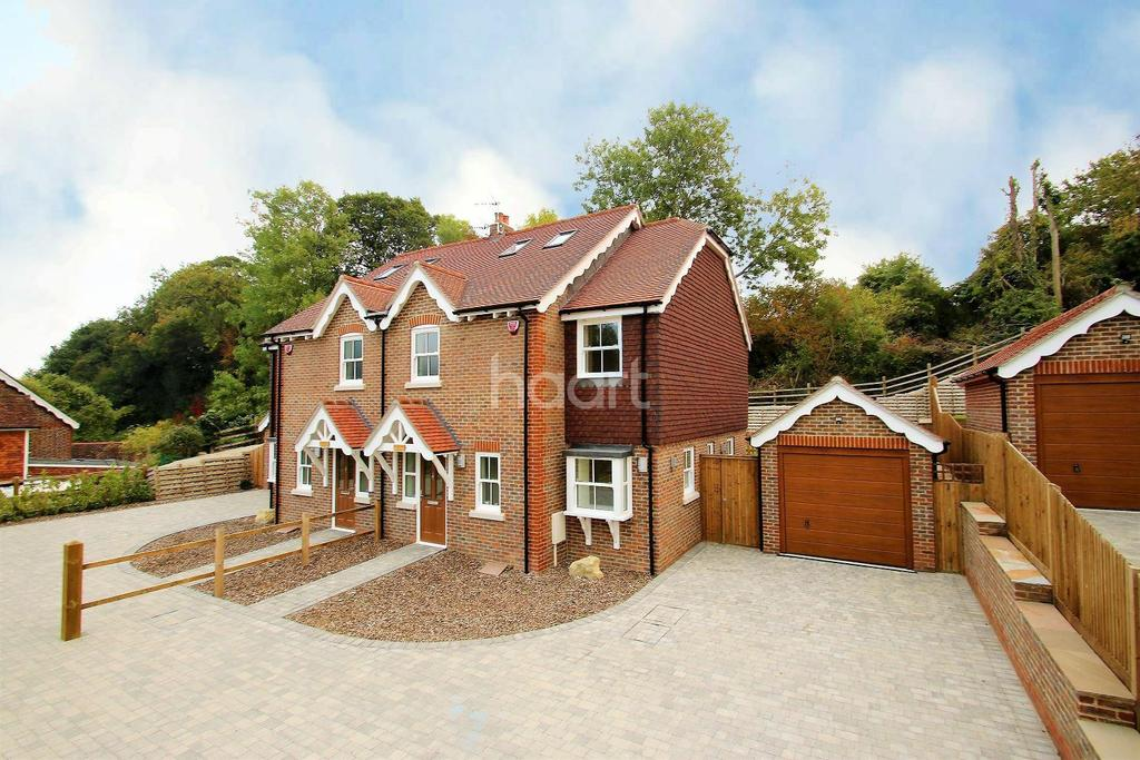 4 Bedrooms Semi Detached House for sale in Well Street, Loose, ME15