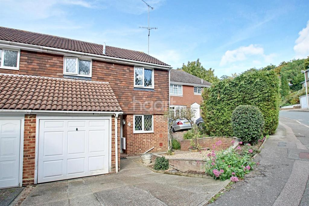 3 Bedrooms End Of Terrace House for sale in Greenbank Close, Hempstead, ME7