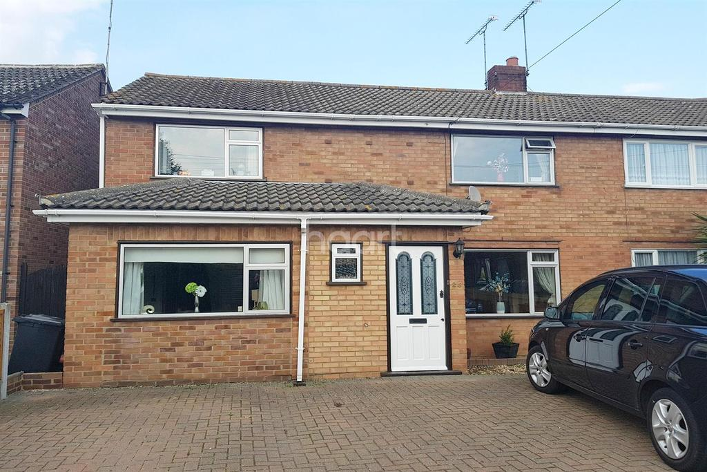 4 Bedrooms Semi Detached House for sale in Maldon
