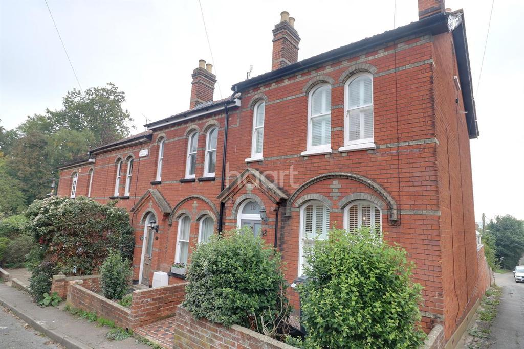 3 Bedrooms End Of Terrace House for sale in Beaconsfield Road, Woodbridge