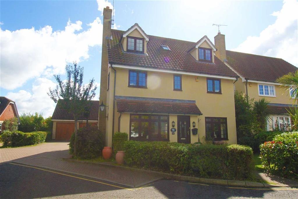 5 Bedrooms Detached House for sale in Oakwood Drive, Billericay