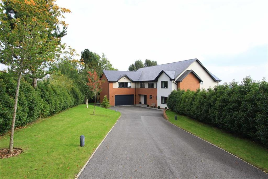 5 Bedrooms Detached House for sale in Lothlorien, Furbarn Road, Bamford, Rochdale, OL11