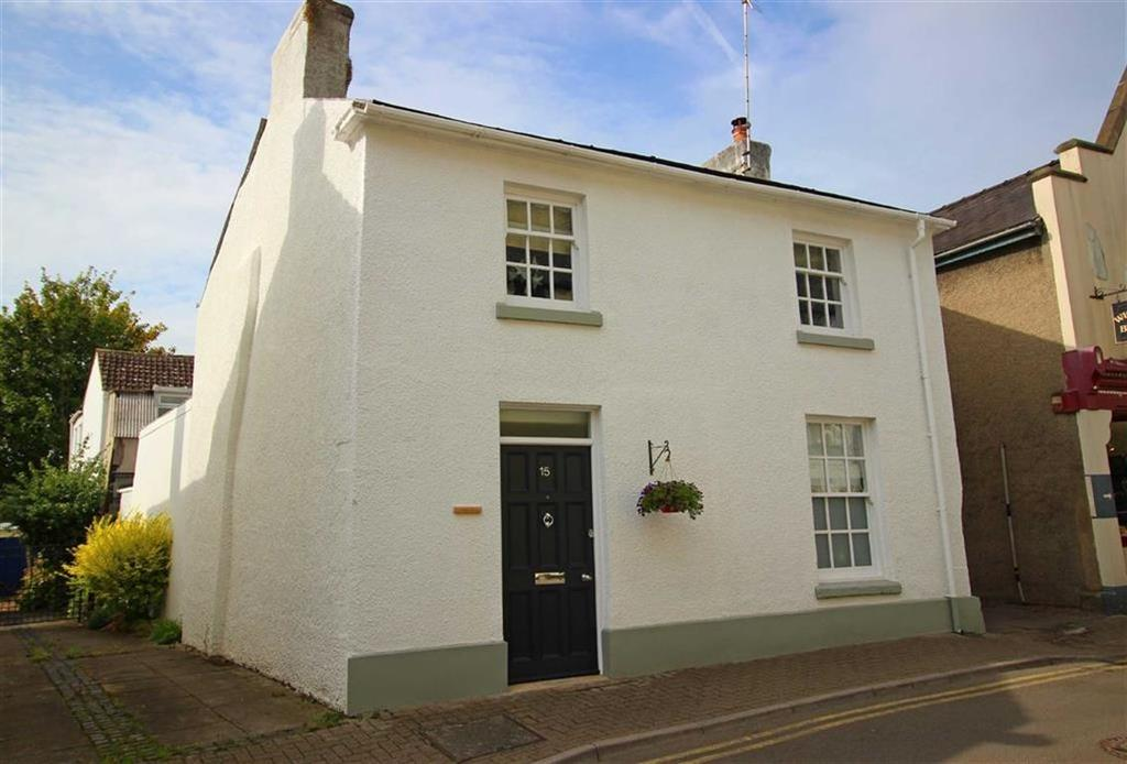 3 Bedrooms Detached House for sale in St Mary Street, Monmouth