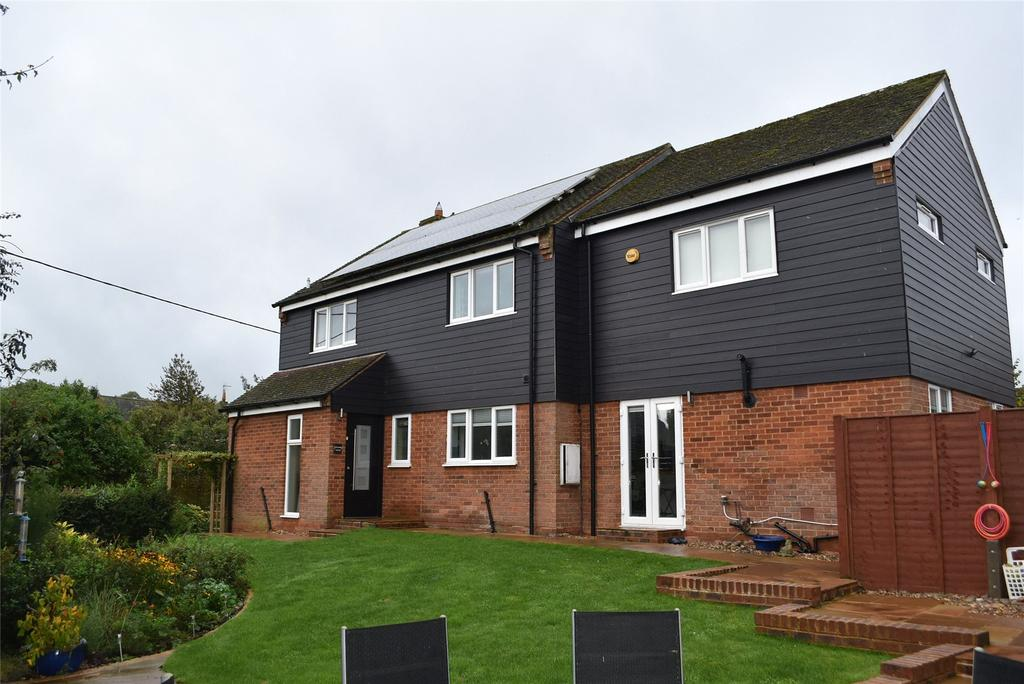 4 Bedrooms Detached House for sale in Silver Street, Cublington