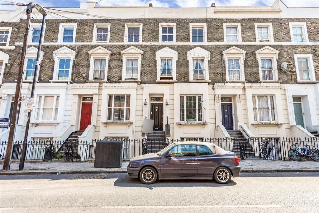 2 Bedrooms House for sale in Benwell Road, Highbury, London, N7