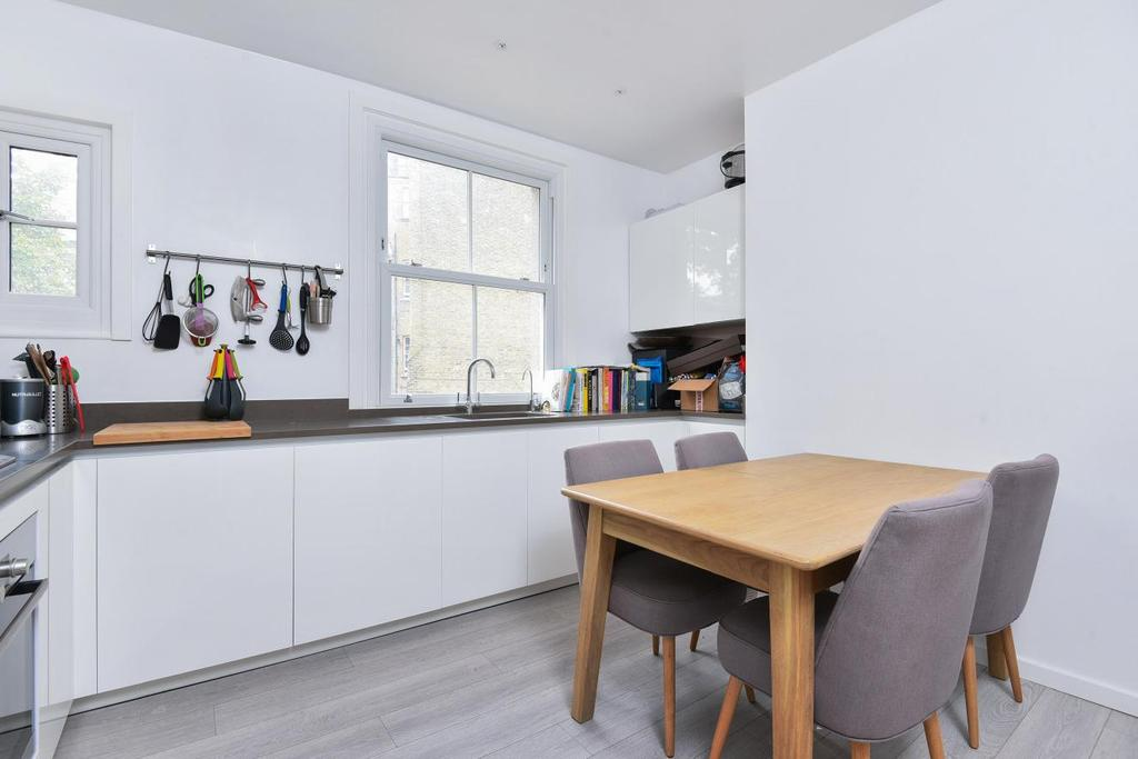 2 Bedrooms Flat for sale in Marius Road, Balham