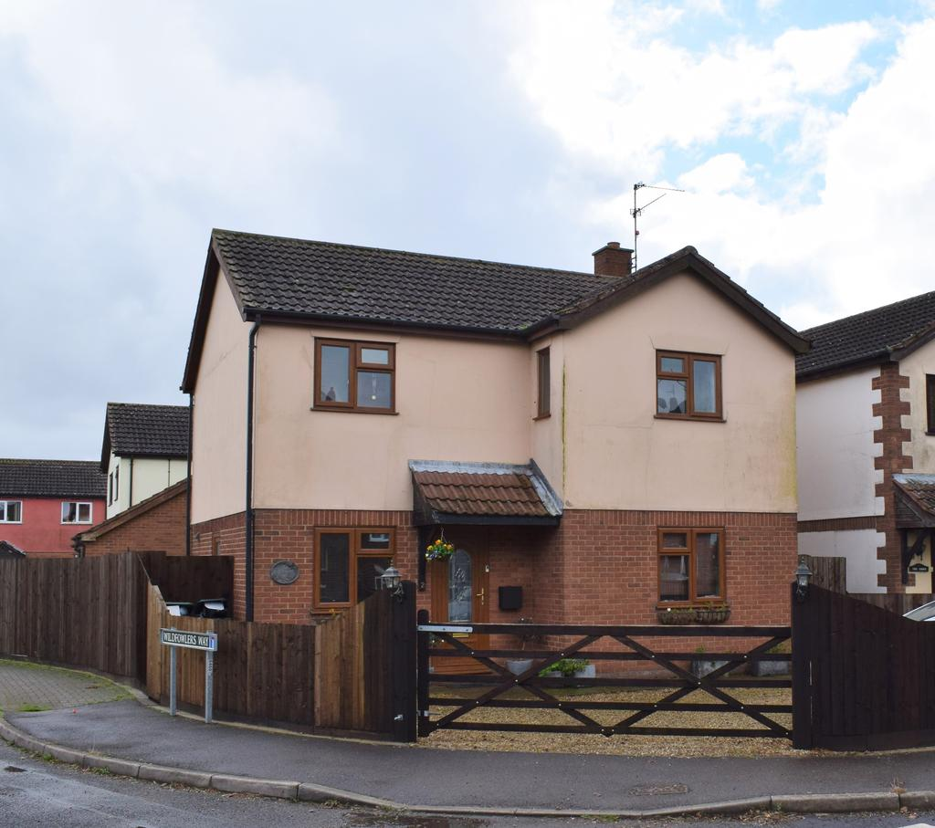 3 Bedrooms Detached House for sale in Wildfowlers Way, Gedney Drove End, Spalding, Lincolnshire PE12 9PL