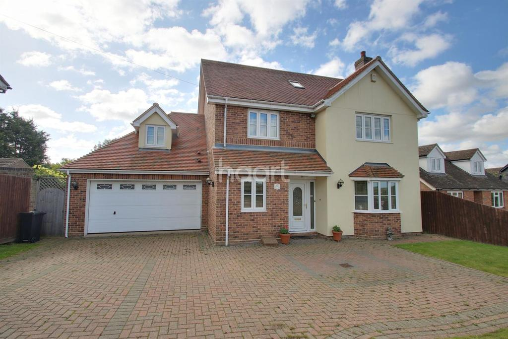 6 Bedrooms Detached House for sale in Tolleshunt Knights