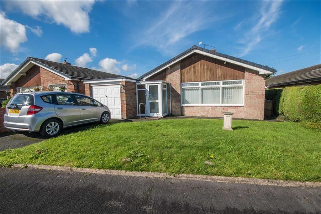 3 Bedrooms Detached Bungalow for sale in Bryn Rhydd, Ruthin
