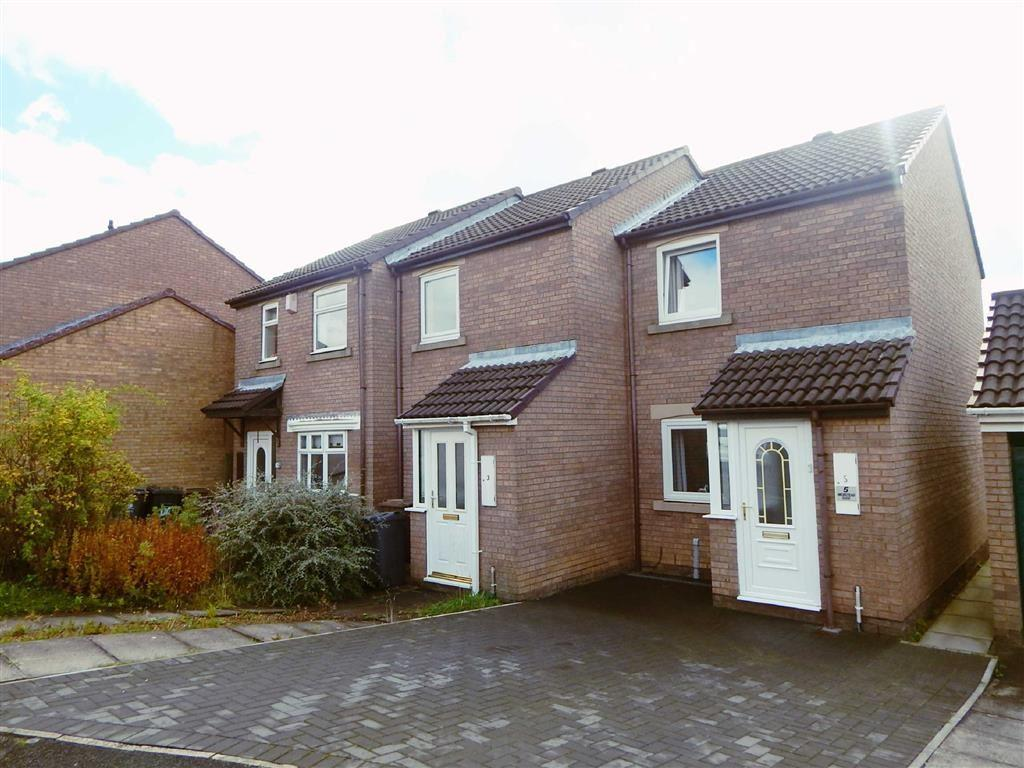 2 Bedrooms Terraced House for sale in Hickstead Close, Hadrian Park, Wallsend, NE28
