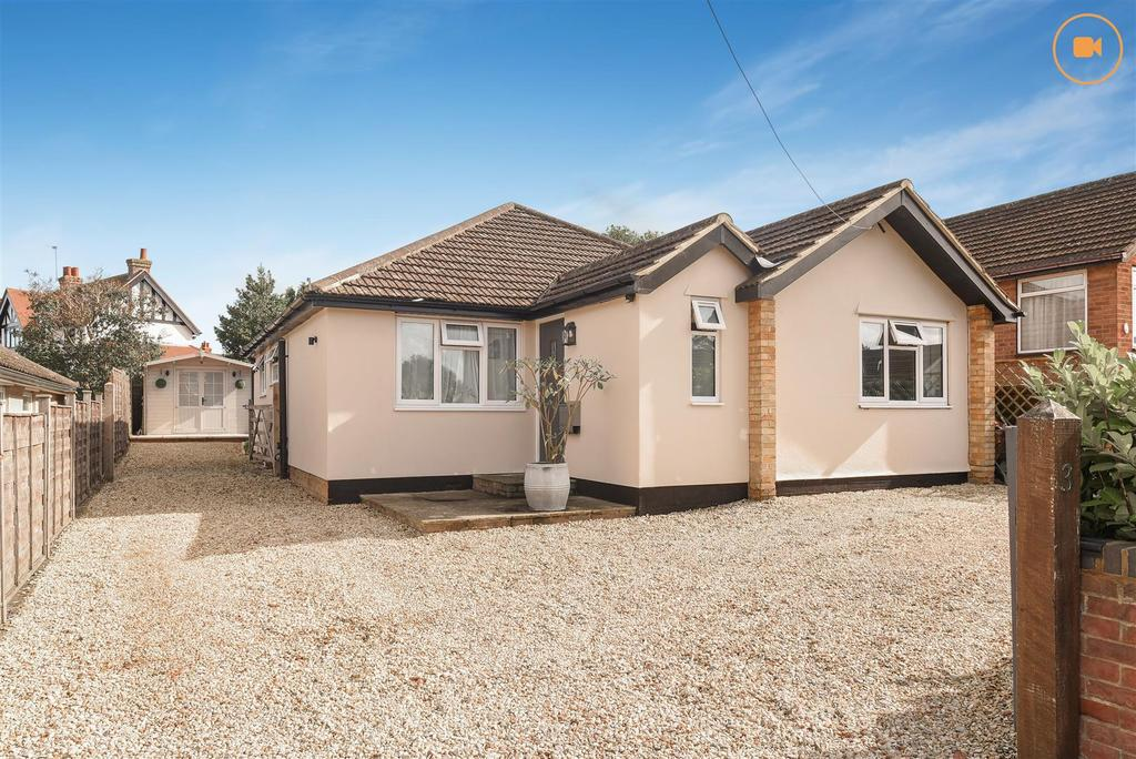 4 Bedrooms Detached Bungalow for sale in Ambrose Rise, Wheatley