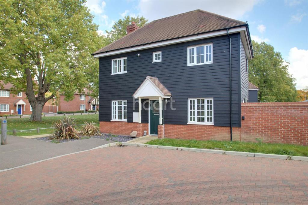 3 Bedrooms End Of Terrace House for sale in Eltham Close, Colchester.