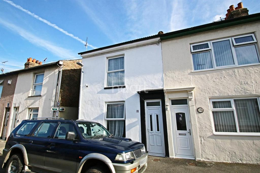 3 Bedrooms End Of Terrace House for sale in Berridge Road, Sheerness