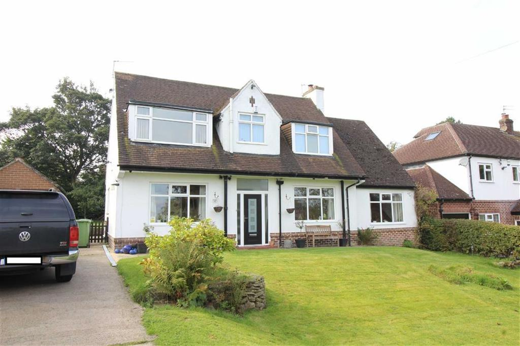 4 Bedrooms Detached House for sale in Buxton Old Road, Disley, Stockport, Cheshire