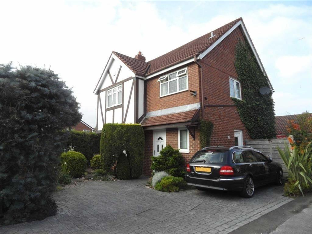 4 Bedrooms Detached House for sale in Marquis Drive, Heald Green