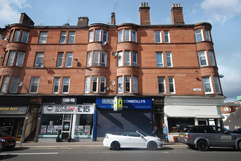1 Bedroom Flat for sale in 3/2, 1086 Pollokshaws Road, Shawlands, Glasgow, G41 3XA