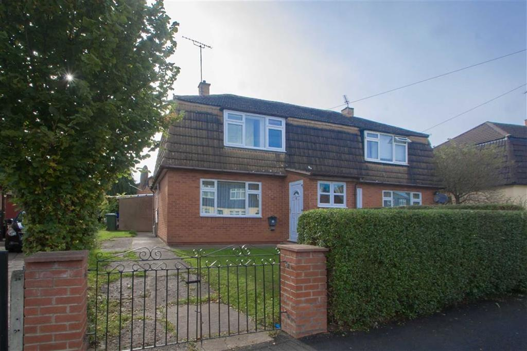 3 Bedrooms Semi Detached House for sale in Ethelstan Crescent, South City, Hereford