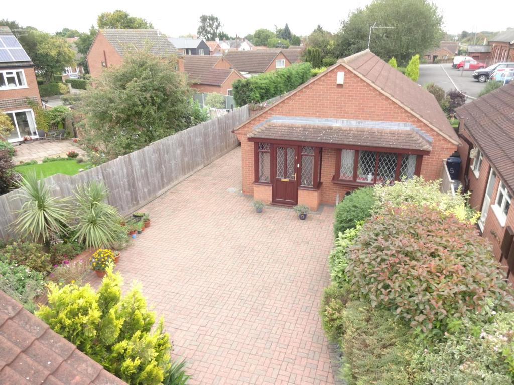 2 Bedrooms Detached Bungalow for sale in The Sidings, Aslockton, Nottingham