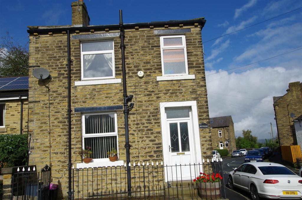 1 Bedroom End Of Terrace House for sale in Station Road, Holywell Green