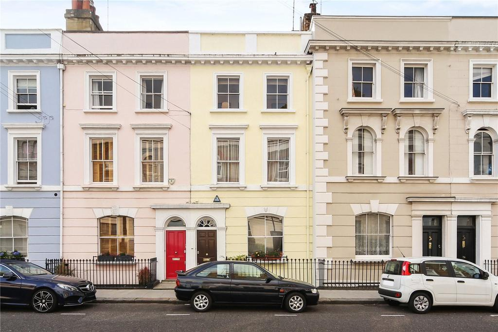 4 Bedrooms Terraced House for sale in Portland Road, London, W11
