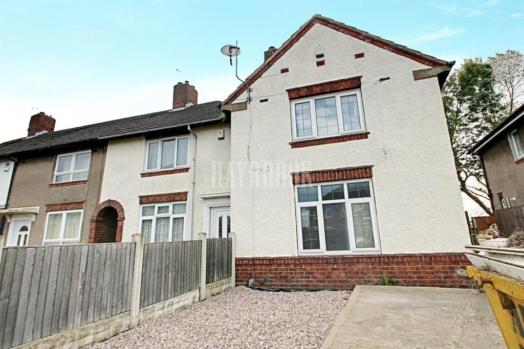 2 Bedrooms End Of Terrace House for sale in Penrith Road, Shirecliffe