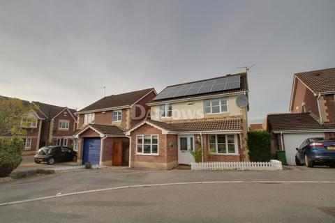 4 bedroom detached house for sale - William Belcher Drive, St Mellons, Cardiff
