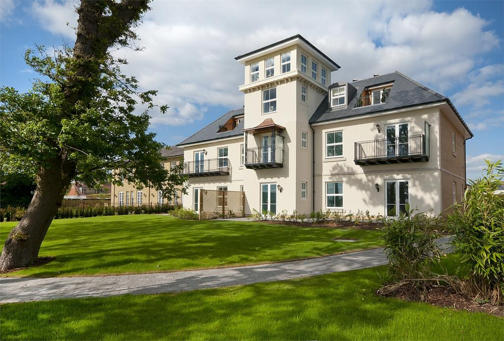 2 Bedrooms Retirement Property for sale in Victoria Road, Netley Abbey, Hampshire