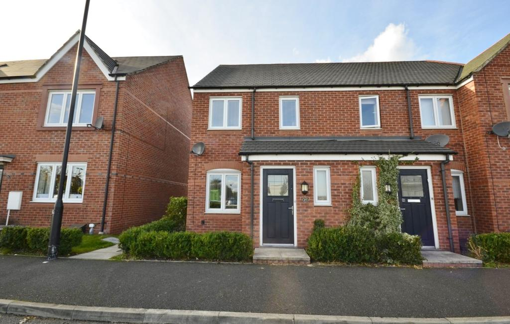 2 Bedrooms Semi Detached House for sale in Draybank Road, West Timperley, Altrincham