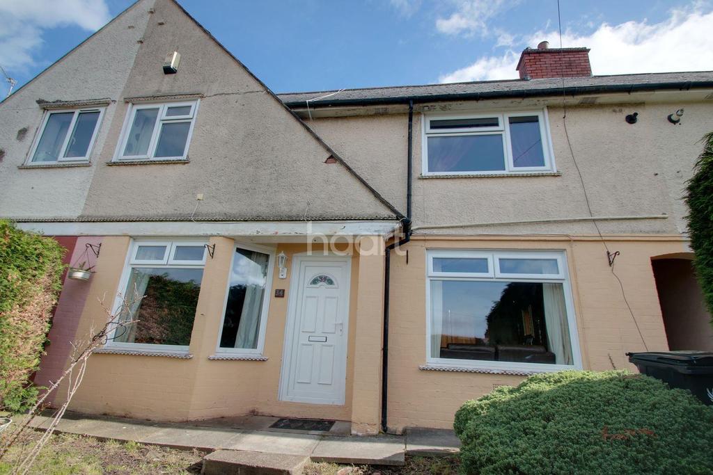 3 Bedrooms Terraced House for sale in Ronald Road, St Julians, Newport