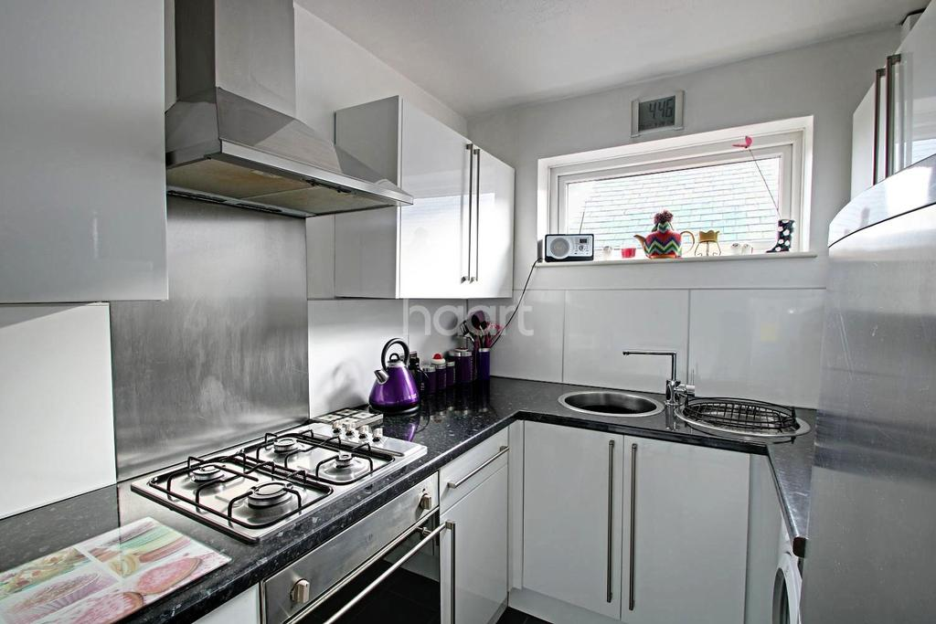 2 Bedrooms Flat for sale in Hilton Road, Mapperley