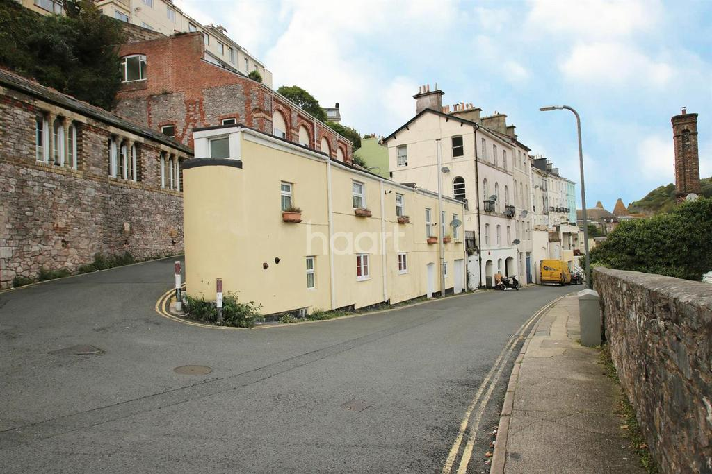2 Bedrooms End Of Terrace House for sale in Coburg Place, Torquay