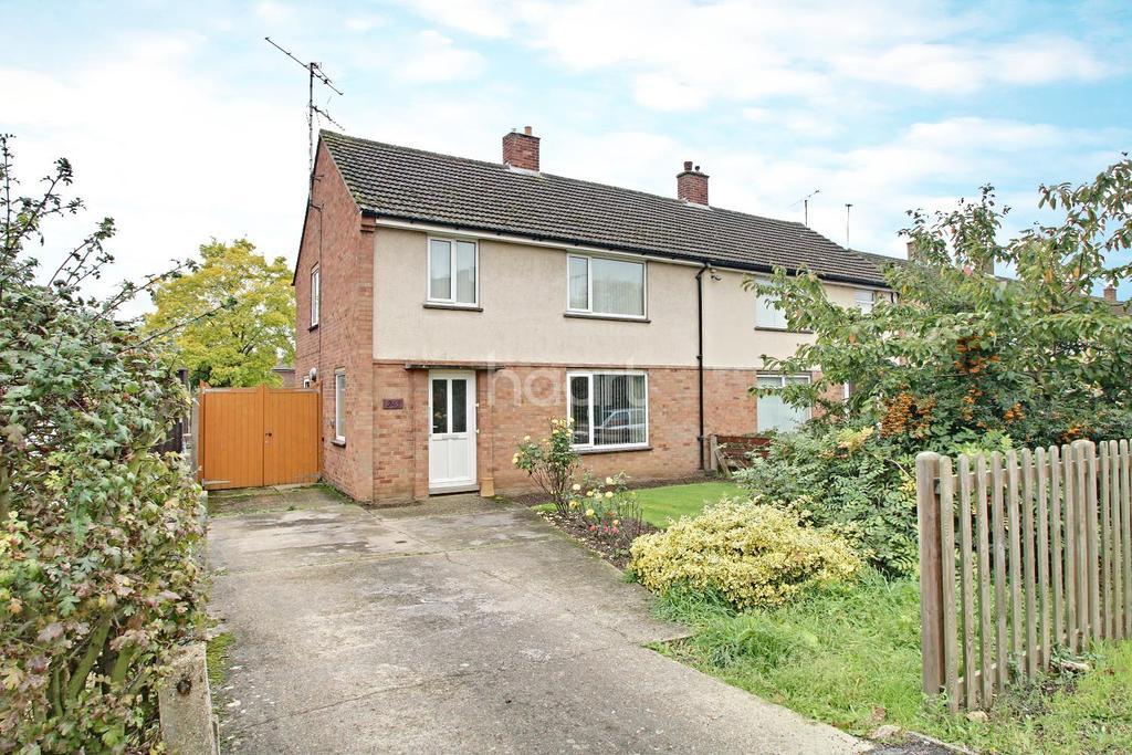 3 Bedrooms Semi Detached House for sale in Arbury Road, Cambridge