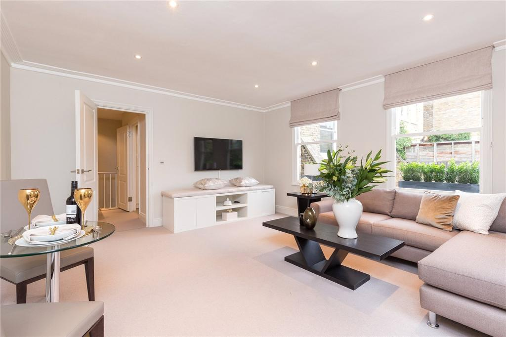 1 Bedroom Maisonette Flat for sale in Redcliffe Square, London, SW10