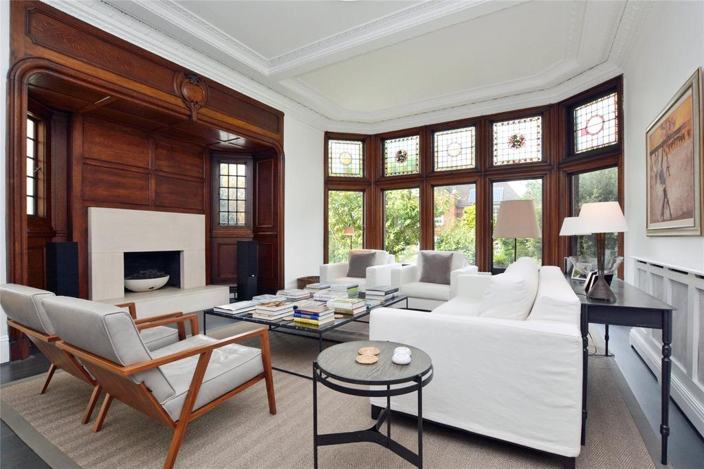 3 Bedrooms Unique Property for sale in Arkwright Road, Hampstead, London, NW3