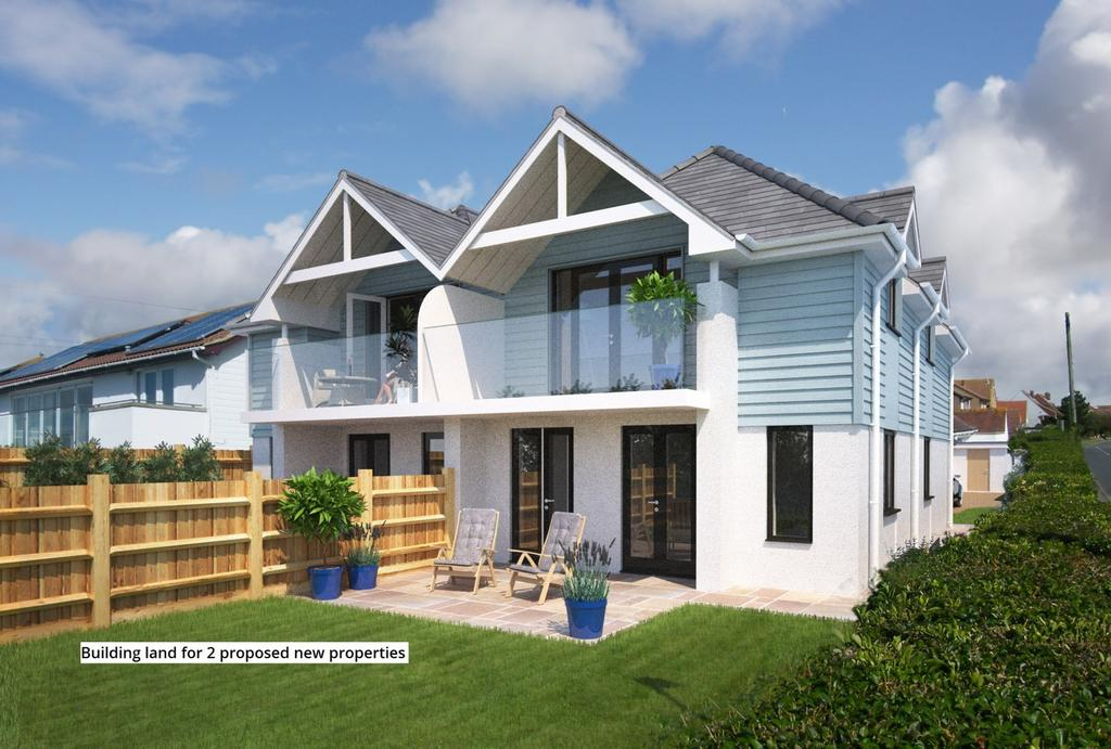 4 Bedrooms Land Commercial for sale in West Bracklesham Drive, Bracklesham Bay, PO20