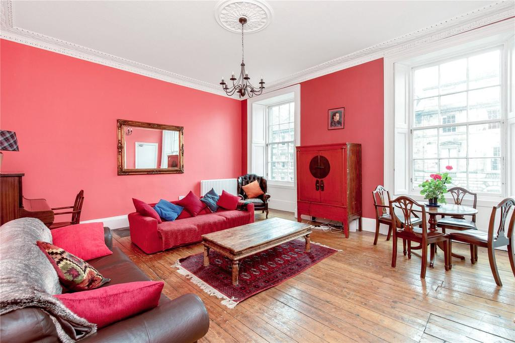 4 Bedrooms Flat for sale in 37/1 London Street, New Town, Edinburgh, EH3