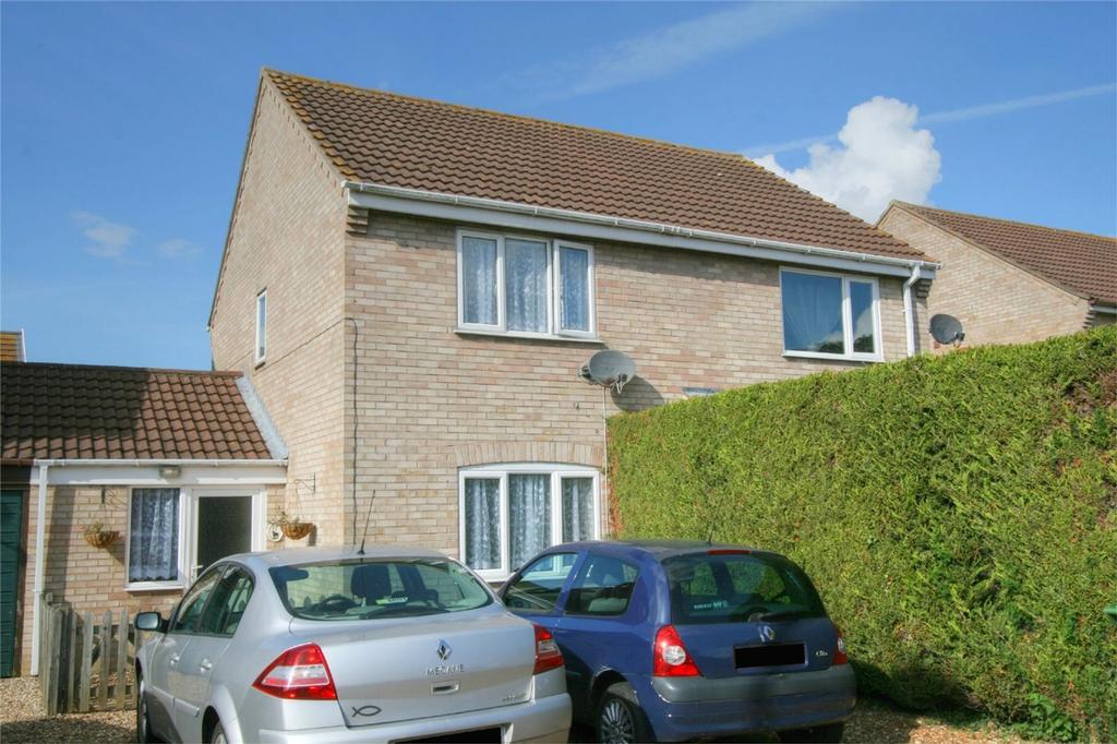 2 Bedrooms Semi Detached House for sale in Ferguson Way, NR17 2PT, Attleborough, Norfolk