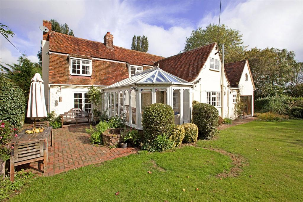 5 Bedrooms Detached House for sale in Stebbing Green, Stebbing, Dunmow, Essex, CM6