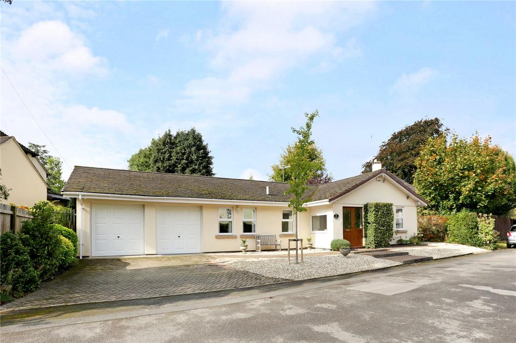 4 Bedrooms Detached Bungalow for sale in Sandy Lane Road, Charlton Kings, Cheltenham, Gloucestershire, GL53