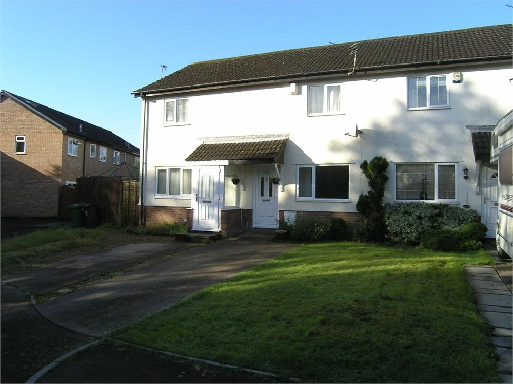 2 Bedrooms Terraced House for sale in Oakridge, Thornhill, Cardiff