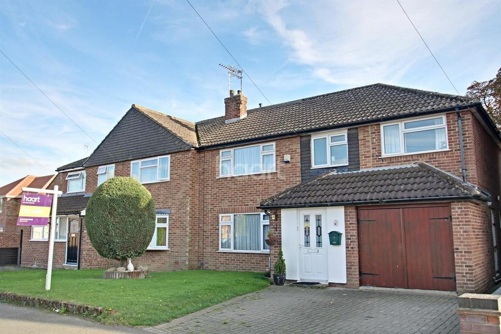 4 Bedrooms Semi Detached House for sale in Allendale Drive, Colchester