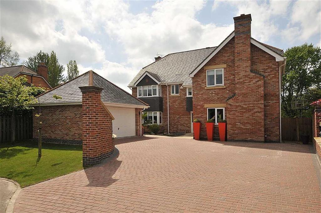 5 Bedrooms Detached House for sale in Redshank Drive, Tytherington