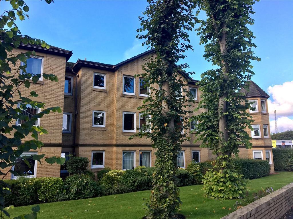 1 Bedroom Flat for sale in Flat 42, 20 Abbey Drive, Jordanhill, Glasgow, G14