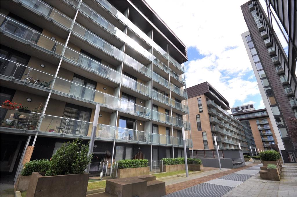 1 Bedroom Flat for sale in 2/4, 357 Glasgow Harbour Terraces, Glasgow Harbour, Glasgow, G11