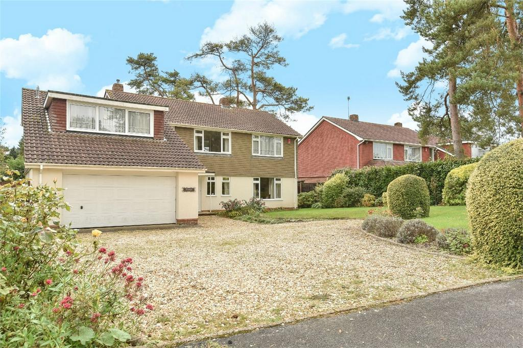 5 Bedrooms Detached House for sale in Littleton, Winchester, Hampshire