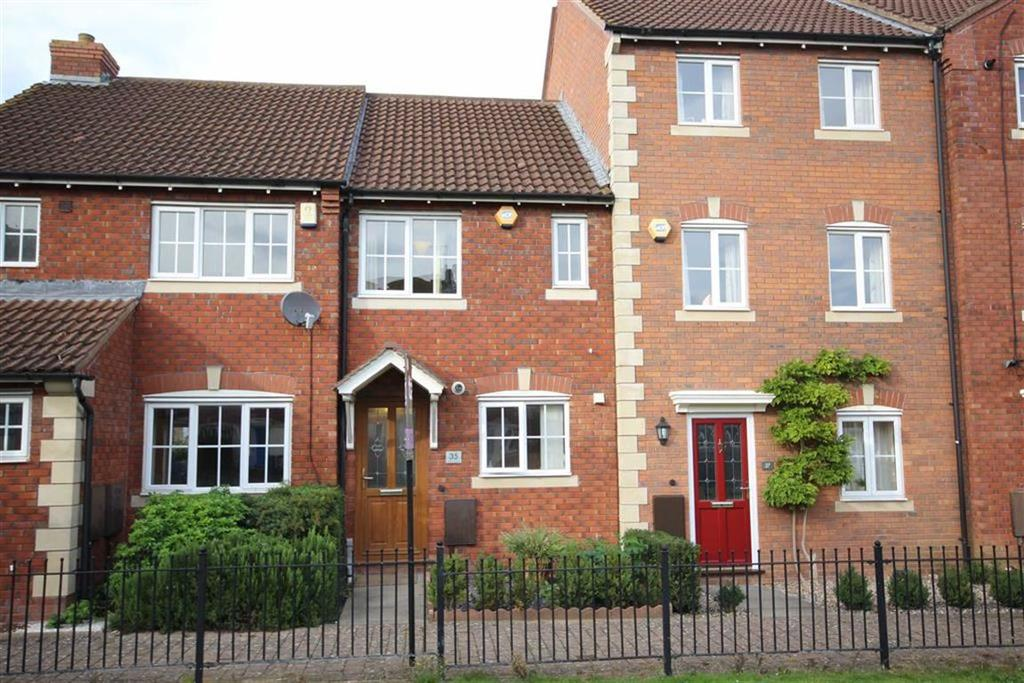 2 Bedrooms Terraced House for sale in Clifford Avenue, Walton Cardiff, Tewkesbury, Gloucestershire