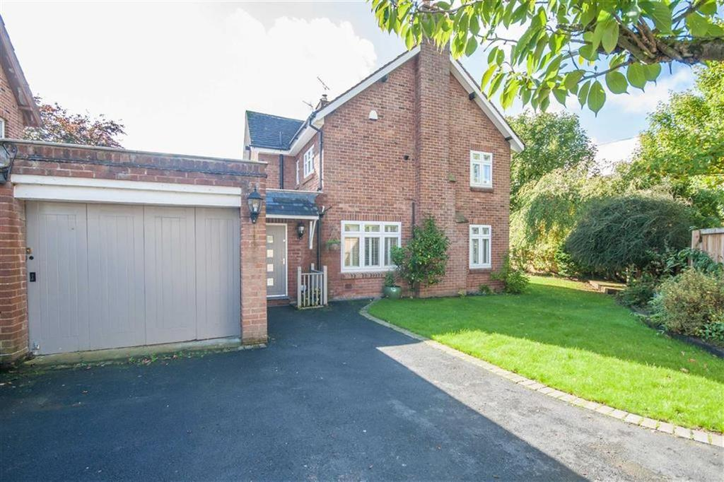 4 Bedrooms Detached House for sale in Selkirk Road, Curzon Park, Chester, Chester
