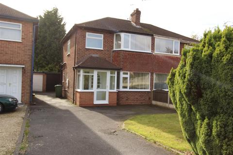 3 bedroom semi-detached house to rent - Foxcote Drive, Shirley, Solihull