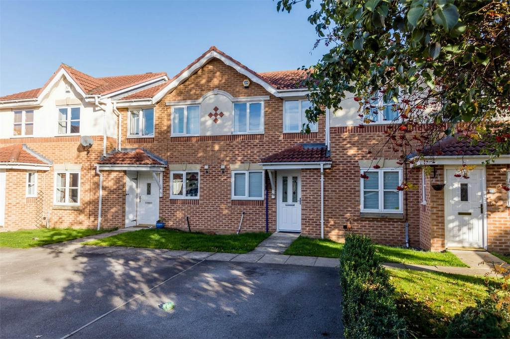 2 Bedrooms Terraced House for sale in Rainsborough Way, Water Lane, YORK