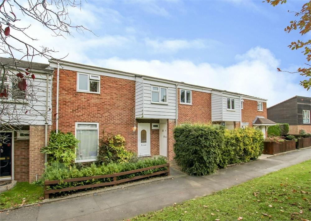 3 Bedrooms Terraced House for sale in Melrose, Birch Hill, Bracknell, Berkshire